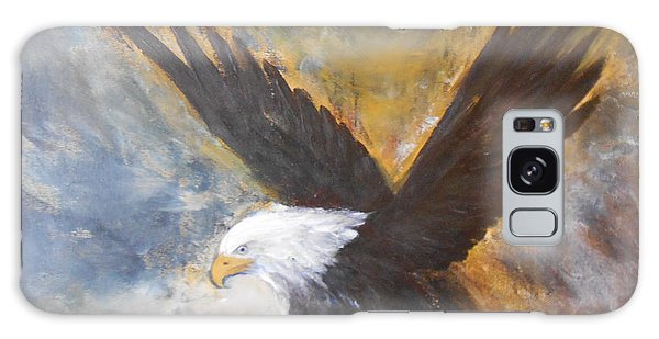 Eagle Spirit Galaxy Case by Jane  See