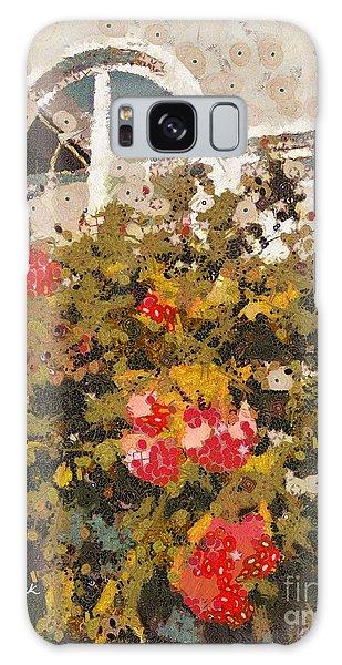 Alameda Roses Galaxy Case