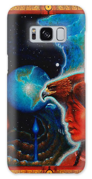 Eagle's Roost Galaxy Case