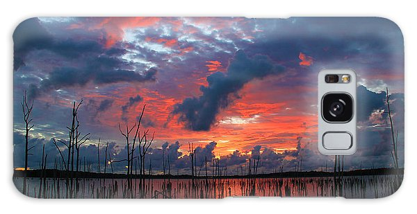 Early Dawns Light Galaxy Case by Roger Becker