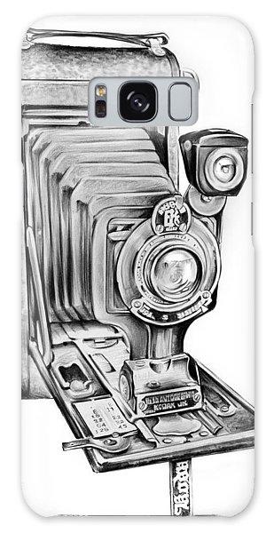 Camera Galaxy Case - Early Kodak Camera by Greg Joens
