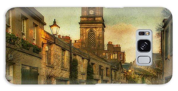 Early Morning Edinburgh Galaxy Case