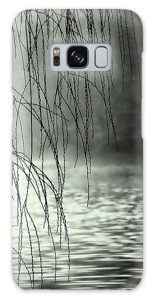 Early Morning Fog Galaxy Case by Elaine Manley
