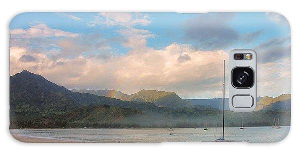 Early Morning - Hanalei Bay Galaxy Case