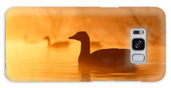 Goose Galaxy Case - Early Morning Mood by Roeselien Raimond