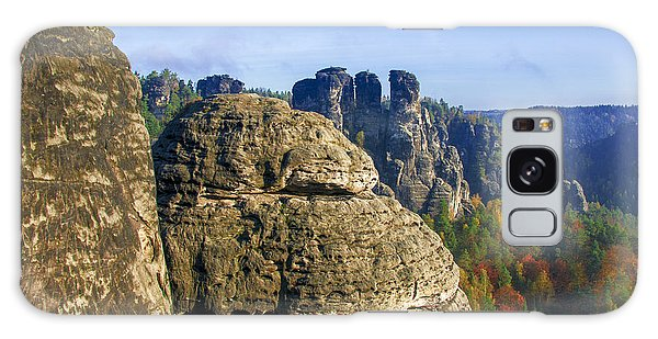 Early Morning On Neurathen Castle Galaxy Case