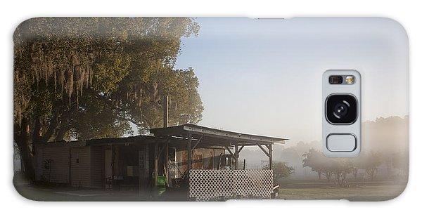 Early Morning On The Farm Galaxy Case by Lynn Palmer