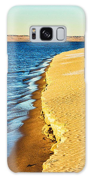 Early Morning Walk Galaxy Case by Bill Kesler