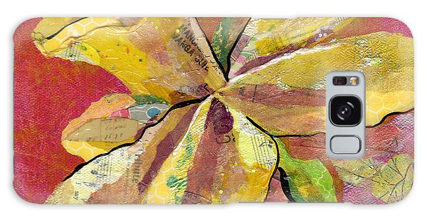 Orchid Galaxy Case - Early Spring II Daffodil Series by Shadia Derbyshire