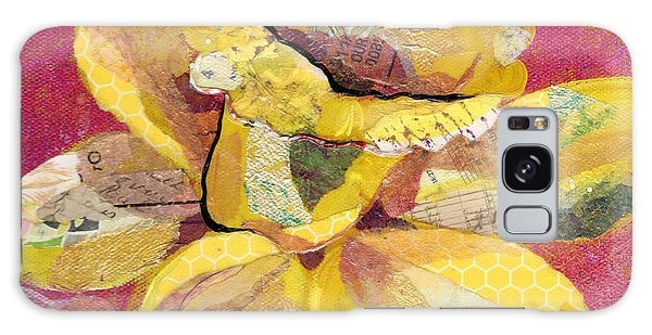 Orchid Galaxy Case - Early Spring IIi  Daffodil Series by Shadia Derbyshire