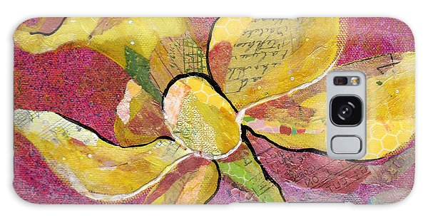 Orchid Galaxy Case - Early Spring Iv Daffodil Series by Shadia Derbyshire
