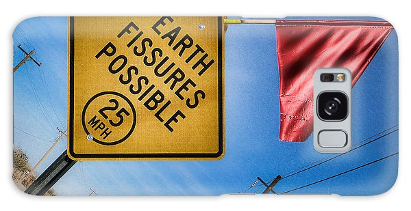 Earth Fissures Possible Galaxy Case by Beverly Parks