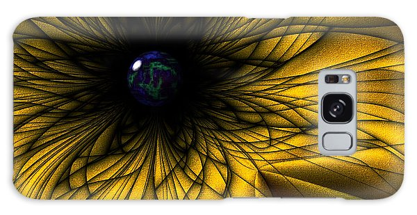 Earth Flower Galaxy Case