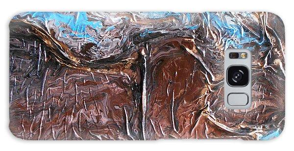 Earth Goddess Galaxy Case by Angela Stout