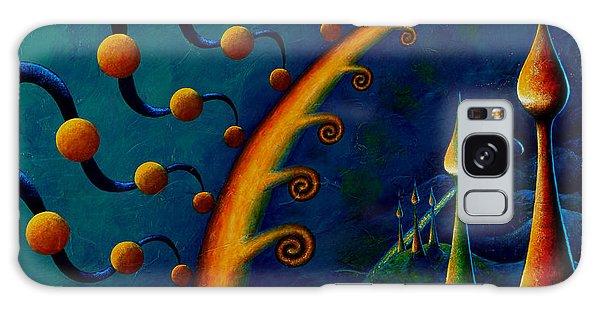 Earth Horizon 2010 Galaxy Case