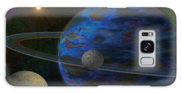 Earth-like Galaxy Case