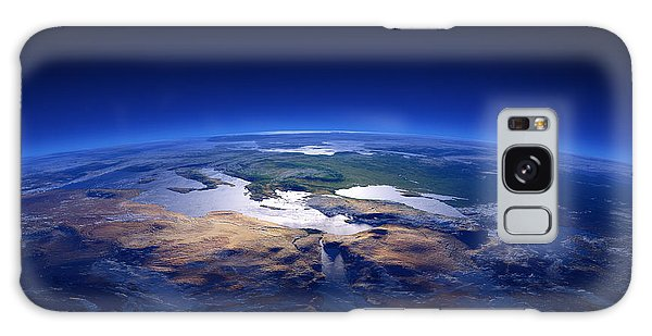 Turkey Galaxy Case - Earth - Mediterranean Countries by Johan Swanepoel