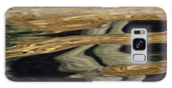 Earth Sky Water Galaxy Case by Sherri Meyer