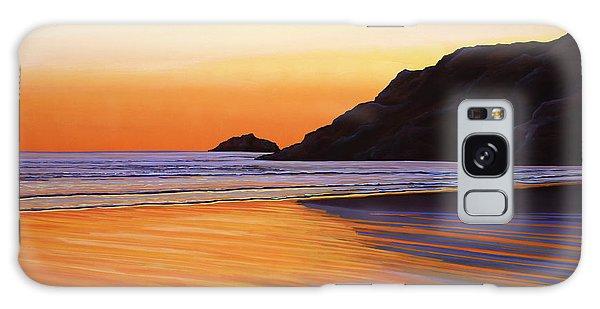 Atlantic Ocean Galaxy Case - Earth Sunrise Sea by Paul Meijering
