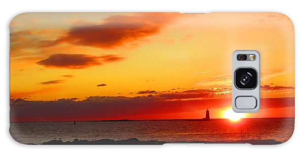 East Coast Sunrise  Galaxy Case