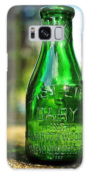 East End Dairy Green Milk Bottle Galaxy Case