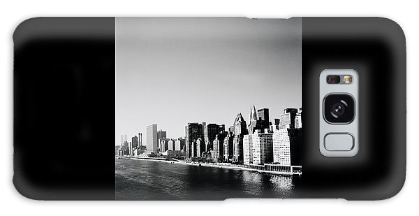 East River New York Galaxy Case