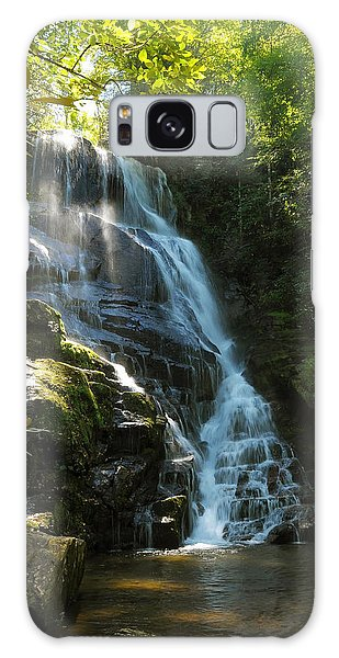 Eastatoe Falls North Carolina Galaxy Case