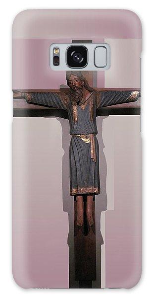 Easter Pasqua Croce Di Gesu Cross Of Jesus Galaxy Case