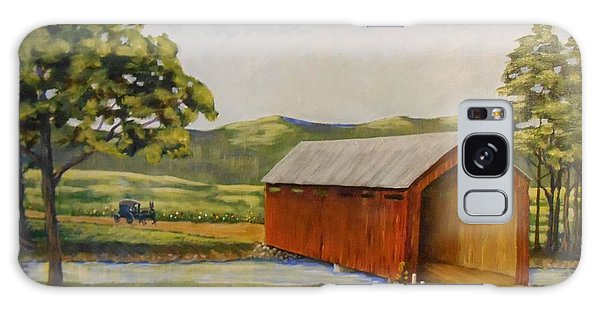 Eastern Covered Bridge Galaxy Case