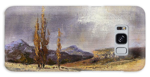 Eastern Free State Scene Galaxy Case