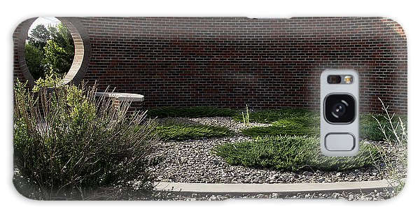 Galaxy Case featuring the photograph Eastern New Mexico University by Mae Wertz