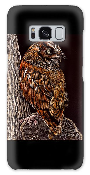 Eastern Screech Owl Galaxy Case