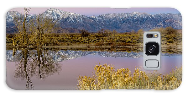 Eastern Sierra Dawn Galaxy Case