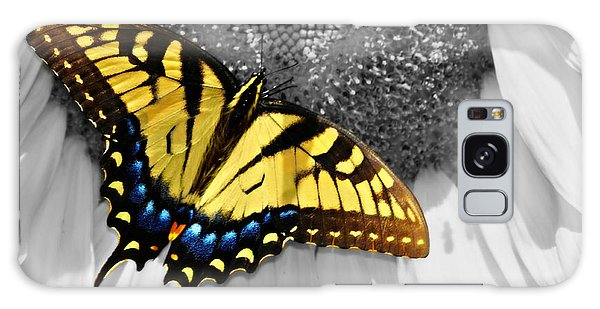 Eastern Tiger Swallow Tail  Galaxy Case