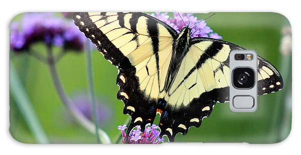 Eastern Tiger Swallowtail Butterfly 2014 Galaxy Case