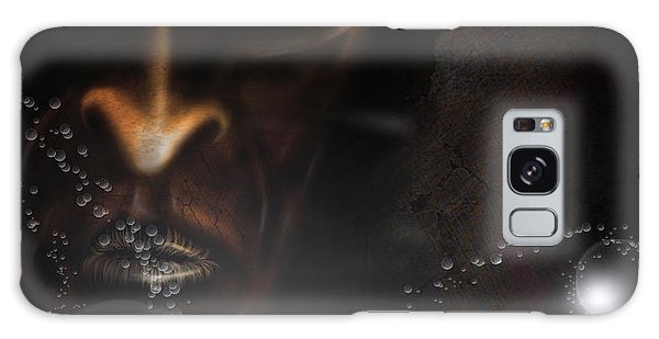 Eater Of Dreams Galaxy Case by Jeremy Martinson