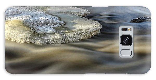Eau Claire Dells Park River Ice Galaxy Case