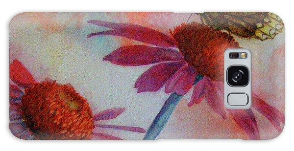 Echinacea Fritillaria Galaxy Case