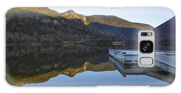 Echo Lake - Franconia Notch State Park New Hampshire Usa Galaxy Case