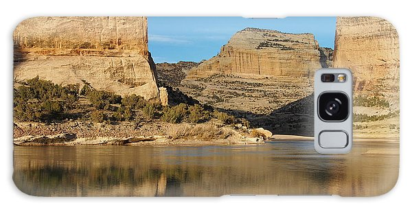 Echo Park In Dinosaur National Monument Galaxy Case
