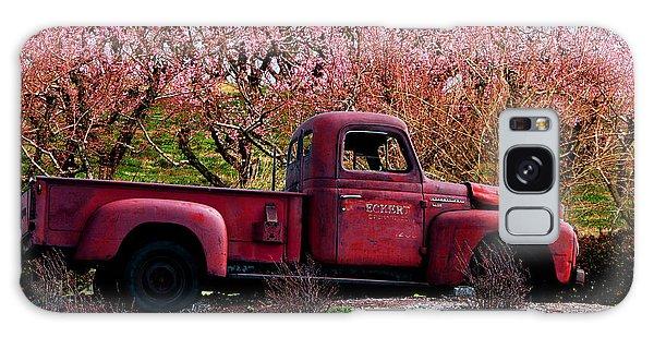 Eckert Orchards Belleville Galaxy Case by John Freidenberg