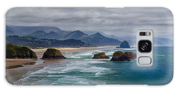 Ecola Viewpoint Galaxy Case