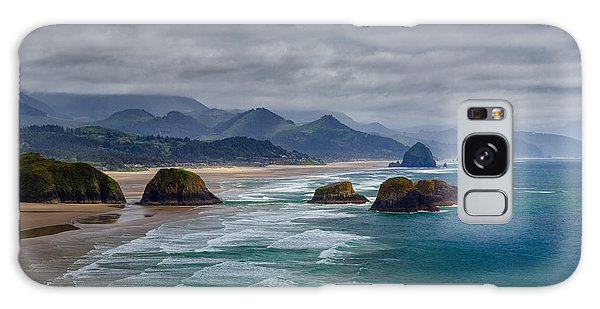 Ecola Viewpoint Galaxy Case by Rick Berk