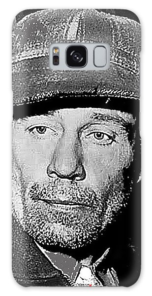 Ed Gein The Ghoul Who Inspired Psycho Plainfield Wisconsin C.1957-2013 Galaxy Case