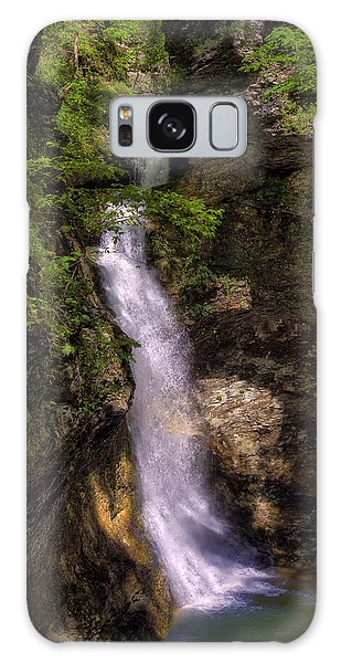 Eden Falls Lost Valley Buffalo National River Galaxy Case