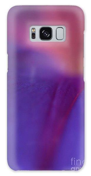Purple Glow   Galaxy Case