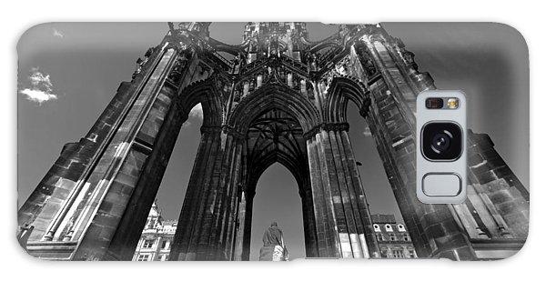 Edinburgh's Scott Monument Galaxy Case