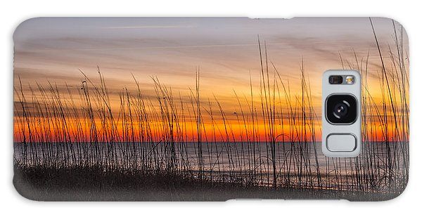 Edisto Beach Sunrise 02 Galaxy Case