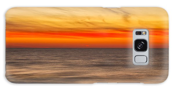 Edisto Beach Sunrise 07 Galaxy Case