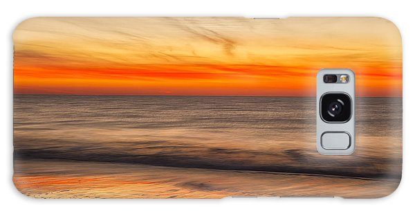 Edisto Beach Sunrise 10 Galaxy Case